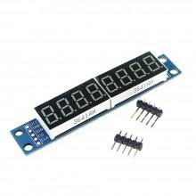8-разрядный LED индикатор MAX7219