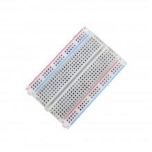 Макетная плата беспаечная 400 контактов Breadboard Arduino