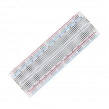 Макетная плата беспаечная 830 контактов Breadboard Arduino