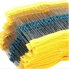 Набор резисторов 300 шт разных номиналов
