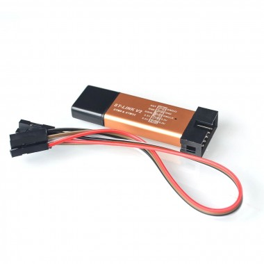 USB программатор St-link v2